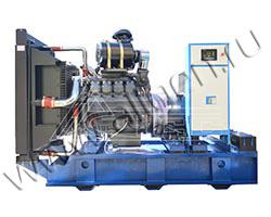 Дизельный генератор ТСС АД-450С-Т400-РМ6 (495 кВт)