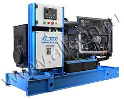 Дизель электростанция TCC АД-64С-Т400-РМ18 мощностью 88 кВА (70 кВт) на раме
