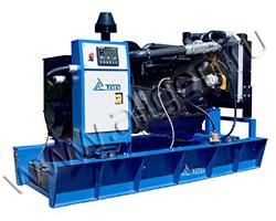 Дизель электростанция TCC АД-80С-Т400-РМ1 мощностью 110 кВА (88 кВт) на раме