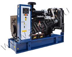 Дизель электростанция TCC АД-80С-Т400-РМ11 мощностью 110 кВА (88 кВт) на раме