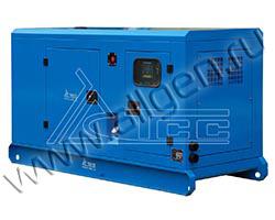 Дизельный генератор ТСС АД-90С-Т400-РМ15 (124 кВА)