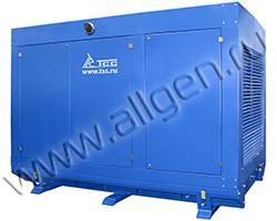 Дизельный генератор ТСС TSd 420TS CT (413 кВА)