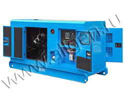 Дизельный генератор ТСС TTd 124TS ST (124 кВА)