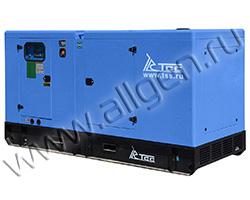 Дизельный генератор ТСС TTd 210TS ST (165 кВт)