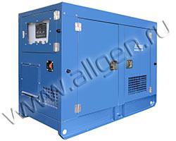 Дизельный генератор ТСС TTd 42TS ST (33 кВт)