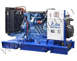 Дизельный генератор ТСС TBd 110TS (110 кВА)