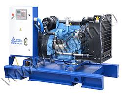 Дизельный генератор ТСС TBd 55TS (44 кВт)