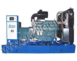 Дизельный генератор ТСС TDo 610MC (484 кВт)