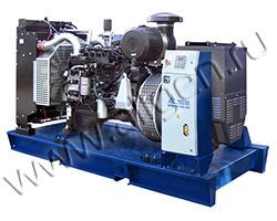 Дизельный генератор ТСС TFi 610MC (484 кВт)