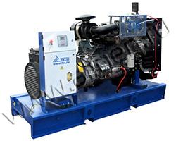 Дизельный генератор TCC  TFi 50TS (40 кВт)