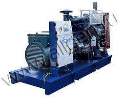 Дизельный генератор ТСС TFi 95TS (75 кВт)