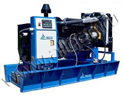 Дизельный генератор ТСС TTd 124TS (CT) (124 кВА)