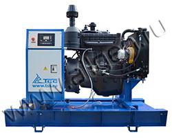 Дизельный генератор ТСС TMm 42TS (33 кВт)