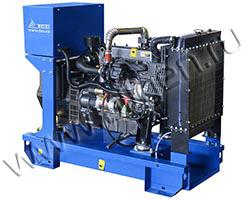 Дизельный генератор ТСС TTd 21TS мощностью 16 кВт