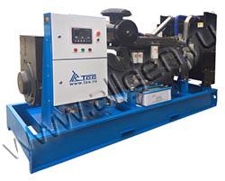 Дизельный генератор ТСС TTd 420TS (412 кВА)