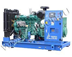 Дизельный генератор ТСС TTd 97TS (77 кВт)