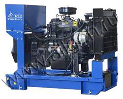Дизельный генератор ТСС TWc 25TS мощностью 19 кВт