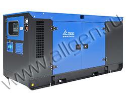 Дизельный генератор ТСС TWc 35TS (ST) (27 кВт)