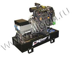 Дизельный генератор Вепрь АДА 16-Т400 РЯ мощностью 14 кВт
