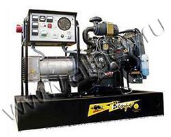 Дизельный генератор Вепрь АДА 20-Т400 РЛ мощностью 18 кВт