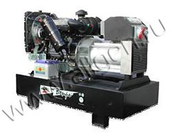 Дизельный генератор Вепрь АДА 31.5-Т400 РЛ (28 кВт)