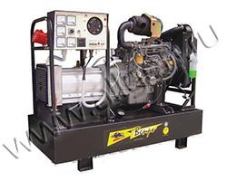 Дизельный генератор Вепрь АДС 15-Т400 РЯ мощностью 11 кВт