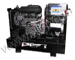 Дизельный генератор Вепрь АДС 20-Т400 РЯ мощностью 16 кВт