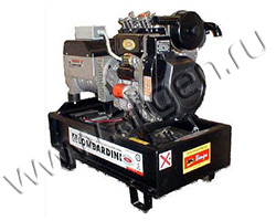 Дизельный генератор Вепрь АДА 10-Т400 РЛ мощностью 9 кВт