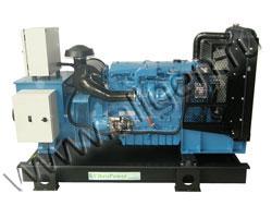 Дизель электростанция VibroPower VP100CU мощностью 110 кВА (88 кВт) на раме