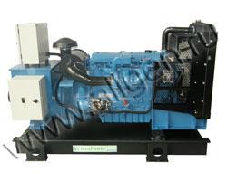 Дизель электростанция VibroPower VP100P мощностью 110 кВА (88 кВт) на раме