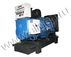 Дизельный генератор VibroPower VP125V (138 кВА)