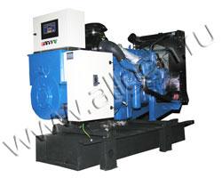 Дизель электростанция VibroPower VP135P мощностью 149 кВА (119 кВт) на раме