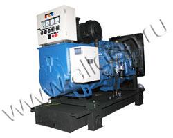 Дизельный генератор VibroPower VP150V (132 кВт)