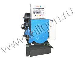 Дизельный генератор VibroPower VP200P (220 кВА)