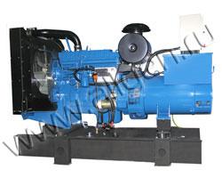 Дизельный генератор VibroPower VP200V (220 кВА)
