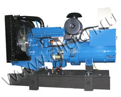 Дизельный генератор VibroPower VP250V (220 кВт)