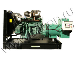 Дизельный генератор VibroPower VP450V (396 кВт)