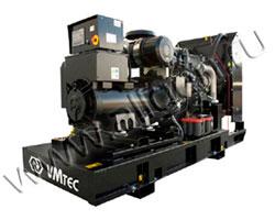 Дизельный генератор VMtec PWD 230 (198 кВт)
