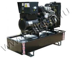 Дизельный генератор Welland WP13 мощностью 11 кВт