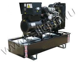 Дизельный генератор Welland WP20 мощностью 18 кВт