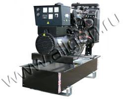 Дизель электростанция Welland WP45 мощностью 50 кВА (40 кВт) на раме