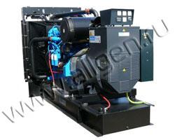 Дизельный генератор Welland WP450 (396 кВт)