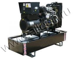 Дизельный генератор Welland WP9 мощностью 8 кВт