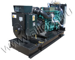 Дизельный генератор Welland WV375 (413 кВА)