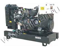 Дизель электростанция WFM K1800 WV (WVS) мощностью 203 кВА (162 кВт) на раме