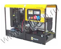 Дизельный генератор WFM D115-LDEW (09383/09284) мощностью 9 кВт