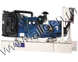 Дизель электростанция Wilson P135 мощностью 150 кВА (120 кВт) на раме