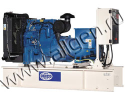 Дизельный генератор Wilson P90 (80 кВт)