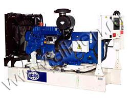 Дизельный генератор Wilson P250-5 (200 кВт)