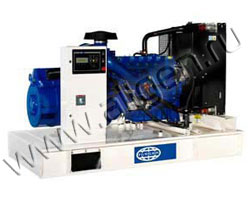 Дизельный генератор Wilson P33-4 мощностью 26 кВт